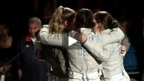 2003 Fencing NYC Women's Sabre
