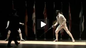 2003 Fencing Cuba Argentina Montreal Men's Epee
