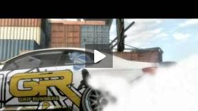 `Need for Speed ProStreet- In-Game Smoke movie Trailer