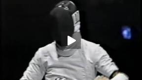 1988 Olympics Fencing Men's Epee