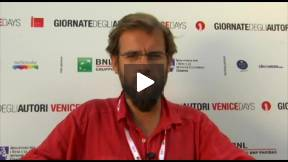 Andrea Segre, director of The Green Blod - Venice Days 2010