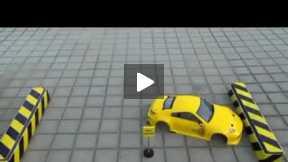 R/C car parking