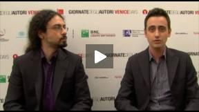 Matteo Botrugno & Daniele Coluccini, directors of