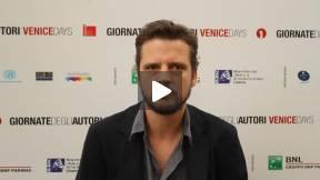 Sere Yüce, director of Majority - Venice Days 2010