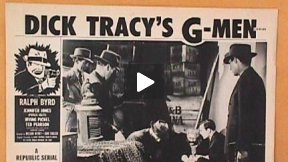 Dick Tracy - Chapter 7 The Ghost Town Mystery