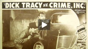 Dick Tracy - Chapter 12 The Trail of the Spider