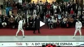 2004 Lisbon Fencing Finals Men Epee