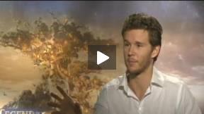 Ryan Kwanten Talks About