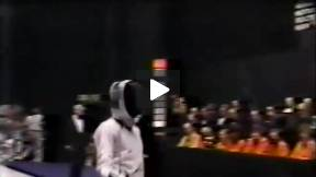 1984 Olympics Fencing Men Saber