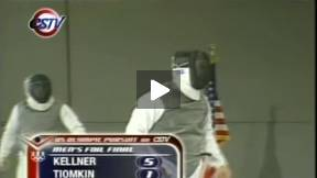 2004 US Nationals Foil, Epee and Sabre