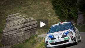Crash 32° Rally City of Bassano 2015 Fatichi-Pollini Camera Car SS2 Valstagna