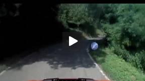 Cameracar Paccagnella M. - Bianco B. Citroen Xsara WRC SS5 Casentino Rally 2010