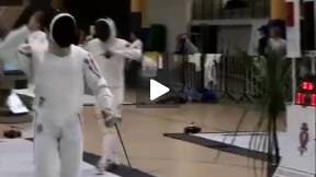 2004 Lisbon Fencing Men Epee Semis