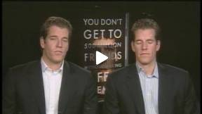 The Real Winklevoss Twins Defend