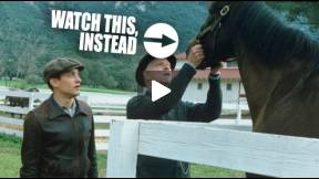 WATCH THIS INSTEAD: Secretariat