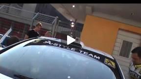 Catterina-Del Vitto (Renault Clio S.1600) Ticino Rally 2009