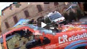 Calosi S. - Viciani A. Renault Clio Rs Fettunta Rally 2009