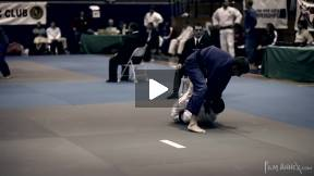 Sem Maltsev fighting at New York Judo Open 2010