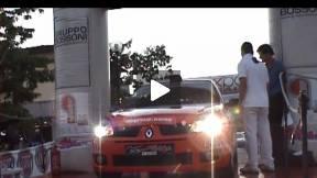 Ortelli M. - Della Pona A. Renault Clio Rs Rally delle Pertiche 2010