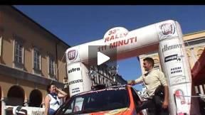 Vecchi D. - Gabaldo F. Renault Clio R3C Rally 111 Minutes 2010