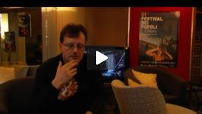 JU TARRAMUTU The Earthquake - Paolo Pisanelli (interview)
