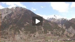 Spataro A. - Marchetti M. Peugeot 207 R3T Rally Valle D' Aosta 2010