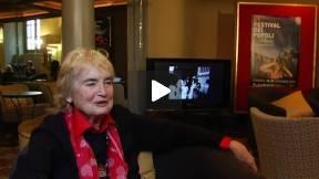 C'ÉTAIT HIER - Jacqueline Veuve (interview)
