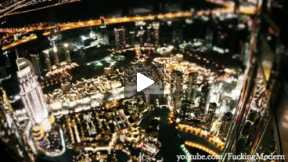 Dubai City 2014 Time-Lapse!!