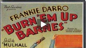 Burn 'Em Up Barnes - Chapter 1