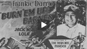 Burn 'Em Up Barnes - Chapter 2