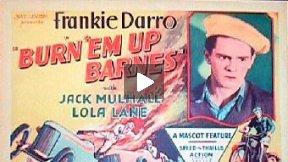 Burn 'Em Up Barnes - Chapter 4
