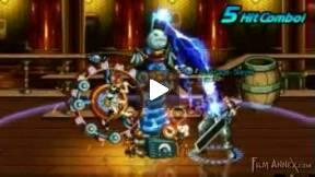 Dungeon Fighter Online - Level 50 Skills Video