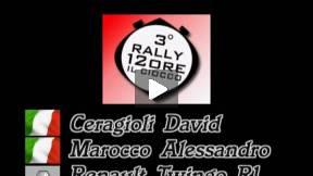 Ceragioli D. - Marocco A. _  Rally 12 hours Il Ciocco 2010