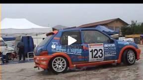Mariani O. - Caruso C. Peugeot 106 Rally Rally Prealpi Orobiche 2010