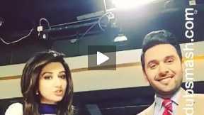 Rabia Anum And Wajeh Saani's Dubsmash