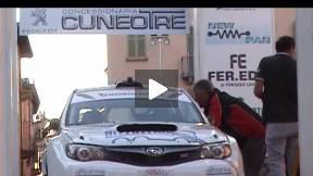 Matteuzzi S. - Zumella L. Subaru Impreza Rally Valli Cuneesi 2010