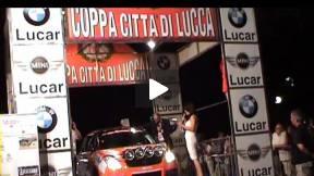 Mori M. - Grazzini C. Suzuki Swift City of Lucca Rally