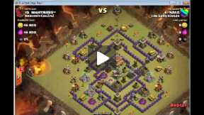 Clash of Clans TH8 Warbase(Defense) Part II