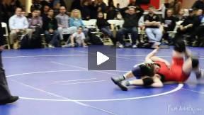 Wrestling NY Open highlights, females