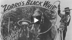 Zorro's Black Whip - Chapter 3