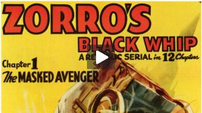 Zorro's Black Whip - Chapter 5