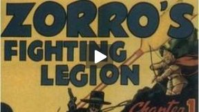 Zorro's Fighting Legion - Chapter 1