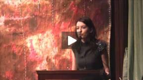 IMAFestival NY Press Conference - Elena Maria Manzini