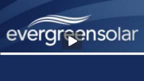 Evergreen Solar (ESLR) Stock Video Chart 12/6/10