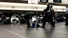 NYAC Open Men's Wrestling 2010 Highlights