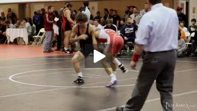 NYAC Open Men's Wrestling 2010 Highlights - Part 2