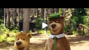 Yogi Bear and Boo Boo Talk About Their New Film