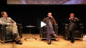 Russian Film Week 2010 - Master Class: Boris Khlebnikov & Vadim Perelman
