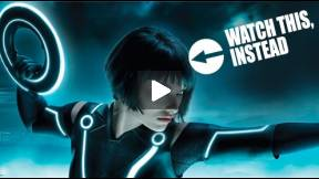WATCH THIS INSTEAD: Tron Legacy