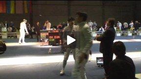 Plovdiv Grand Prix 2010 - L32 - Zhong CHN v Oh KOR